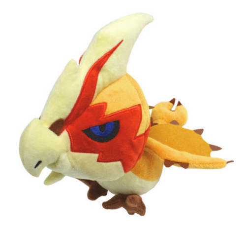 Monster Hunter X: Cellegios - Monster Plush image