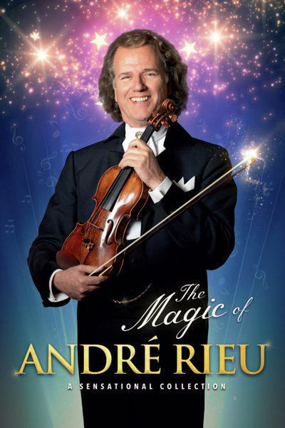 The Magic Of Andre Rieu on DVD image