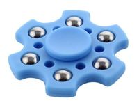 Hex Fidget Spinner - Blue