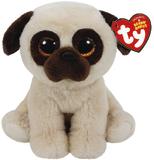 Ty Beanie Babies: Rufus Pug - Small Plush