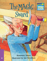 The Magic Sword ELT Edition by Rosemary Hayes image