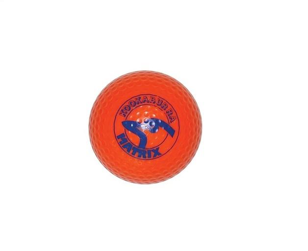 Kookaburra Matrix Orange Hockey Ball
