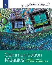 Communication Mosaics by Julia Wood image