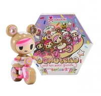 Tokidoki: Donutella & Sweet Friends (S2) - Vinyl Figure (Blind Box)