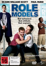 Role Models on DVD