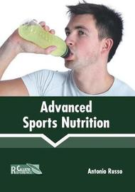 Advanced Sports Nutrition