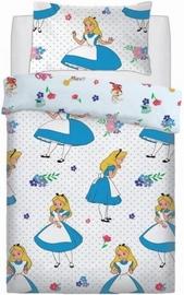 Disney: Reversible Duvet Cover Bedding Set - Alice In Wonderland (Single) image