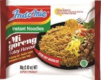Indomie Mi Goreng Satay Noodles - Chicken 85g (20 Pack) image