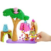 Barbie & Chelsea: The Lost Birthday - Party Fun Playset