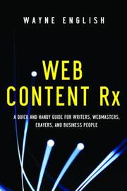 Web Content Rx by Wayne English image