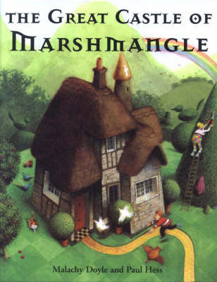 The Great Castle of Marshmangle by Malachy Doyle image