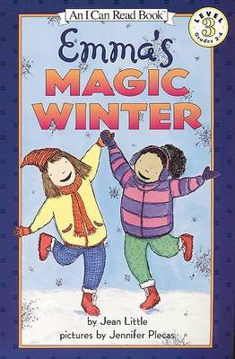 Emma's Magic Winter: Level 3 by Jean Little image