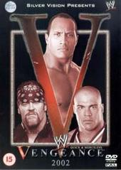 WWE - Vengeance 2002 on DVD