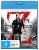 World War Z on Blu-ray