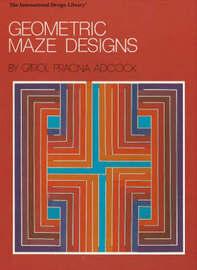 Geometric Maze Designs by Carol Pracna Adcock image