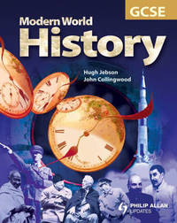 GCSE Modern World History: Textbook by Hugh Jebson image