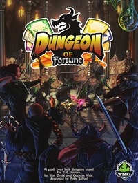 Dungeon of Fortune - Card Game