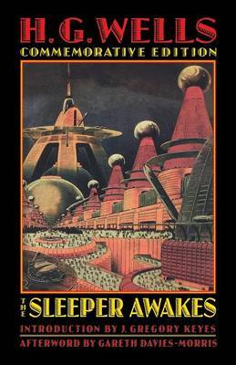 The Sleeper Awakes by H.G.Wells image