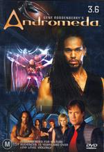 Andromeda Series 3.6 on DVD