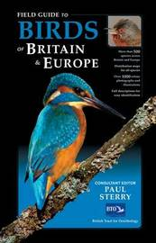 Field Guide to the Birds of Britain and Europe image