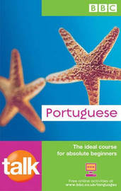 TALK PORTUGUESE COURSE BOOK (NEW EDITION) by Cristina Mendes-Llewellyn image