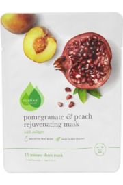 Skinfood Pomegranate Peach Sheet Mask