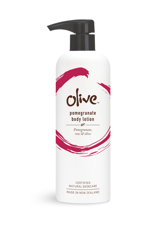 Olive: Pomegranate Body Lotion (200ml)