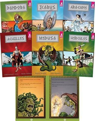 Short Tales Greek Myths by Abdo Publishing image