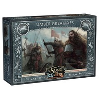 A Song of Ice & Fire TMG - Umber Greataxes