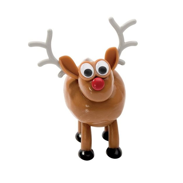 IS GIFT: Rudolph the Melting Reindeer