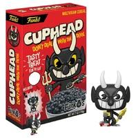 FunkO's: Breakfast Cereal - Cuphead Devil