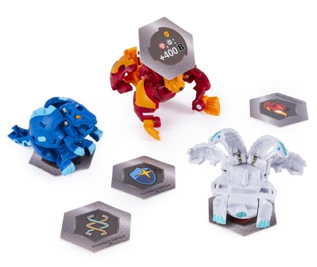 Bakugan: Battle Planet - Card Starter Set (Pyrus Hydorous)