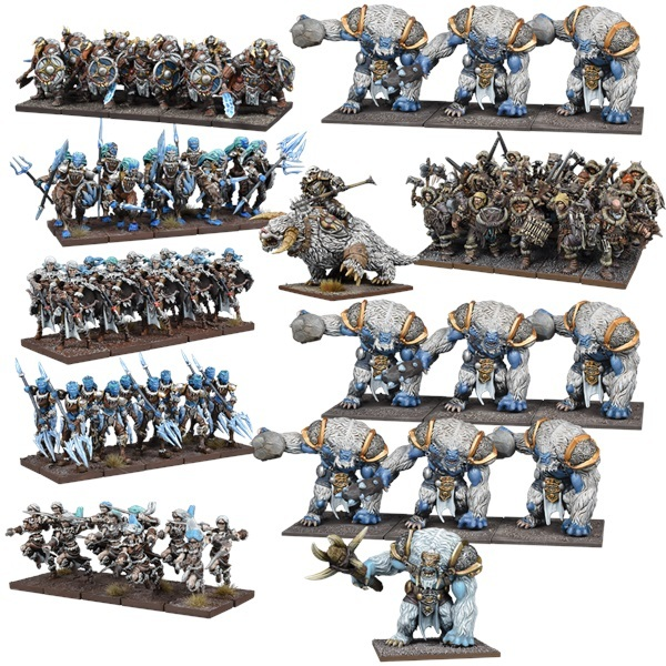 Kings of War: Northern Alliance Mega Army