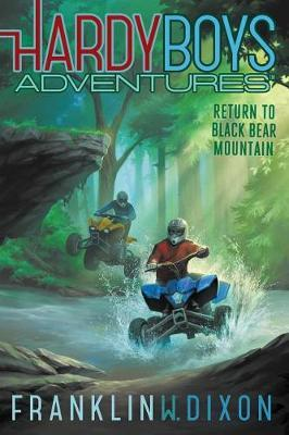 Return to Black Bear Mountain by Franklin W Dixon image