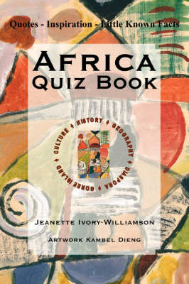 Africa Quiz Book by Jeanette Ivory Williamson image