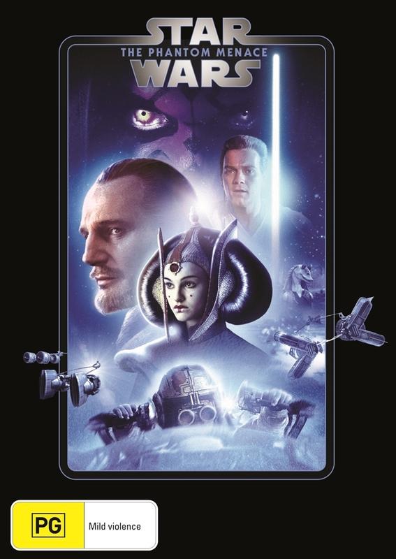 Star Wars: Episode I - The Phantom Menace on DVD