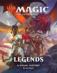 Magic: The Gathering: Legends by Wizards of the Coast
