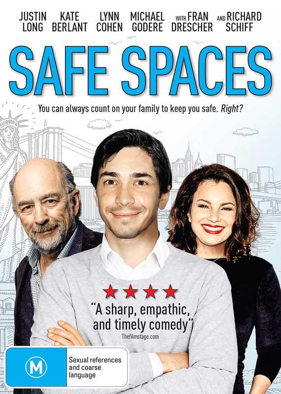 Safe Spaces on DVD
