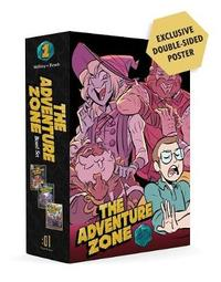 The Adventure Zone Boxed Set by Clint McElroy