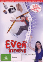 Even Stevens - Season 1 (3 Disc Set) on DVD