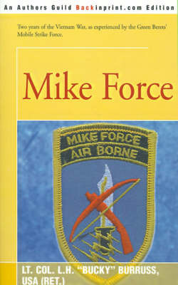 Mike Force by L. H. Burruss image
