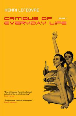 Critique of Everyday Life: v.1 by Henri Lefebvre image