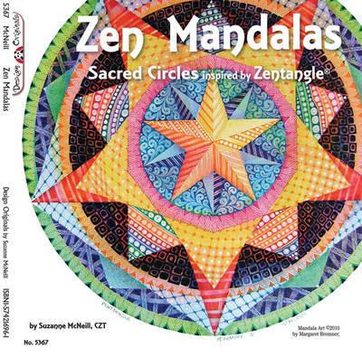 Zen Mandalas by Suzanne McNeill