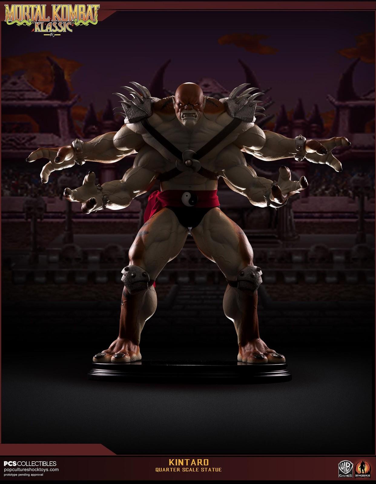 Mortal Kombat - Kintaro 1:4 Scale Statue image