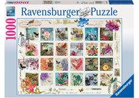 Ravenburger - Stamp Collection Puzzle (1000pc)