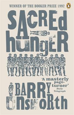 Sacred Hunger by Barry Unsworth image