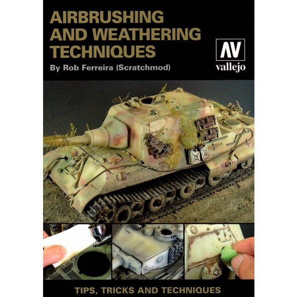 Vallejo Book - Airbrush and Weathering Techniques