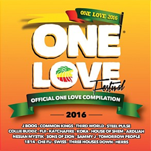 One Love 2016 by Various