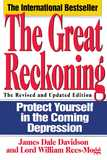 The Great Reckoning by James Dale Davidson