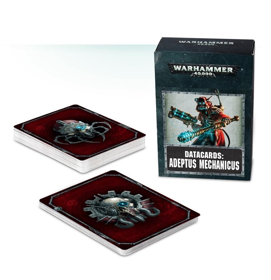 Warhammer 40,000: Datacards - Adeptus Mechanicus image